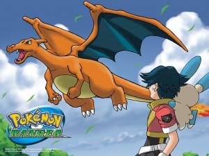 Pokémon Ranger Charizard