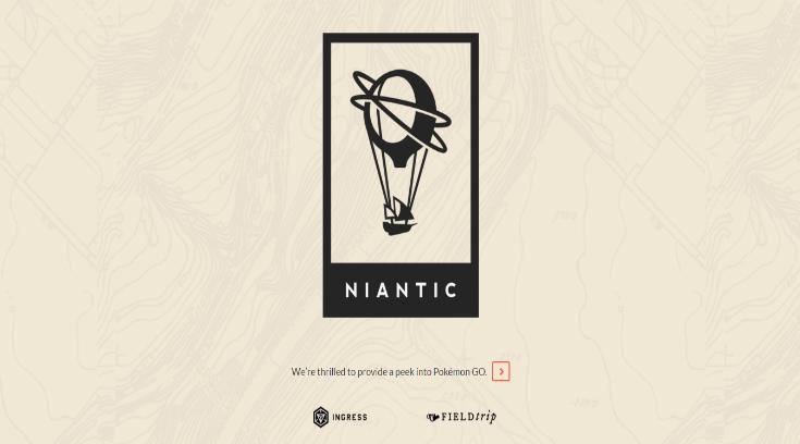 Niantic logo miniatura