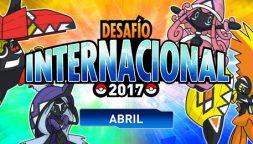 Información del Desafío Internacional de abril de 2017