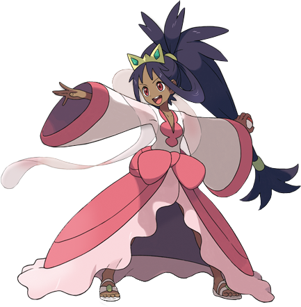 Iris Campeona