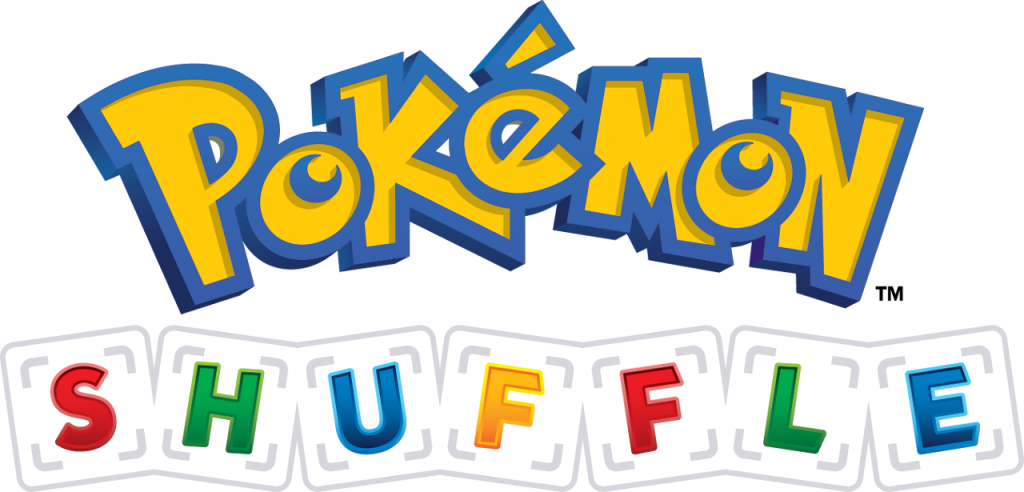 Pokémon Shuffle Logo HD