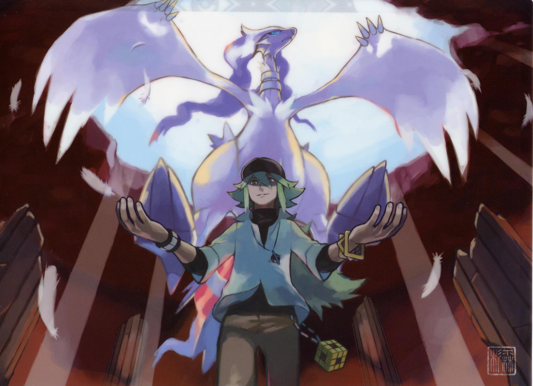 N Pokémon