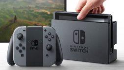 Información de Nintendo Switch, la nueva consola de Nintendo