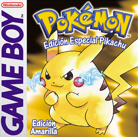Pokémon Amarillo