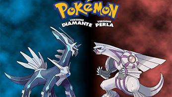 Pokémon Diamante y Perla