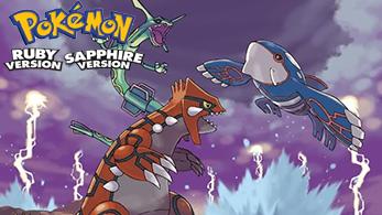 Pokémon Rubí y Zafiro