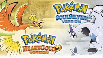 Pokémon HG y SS