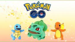 Una celebración de agradecimiento en Pokémon GO
