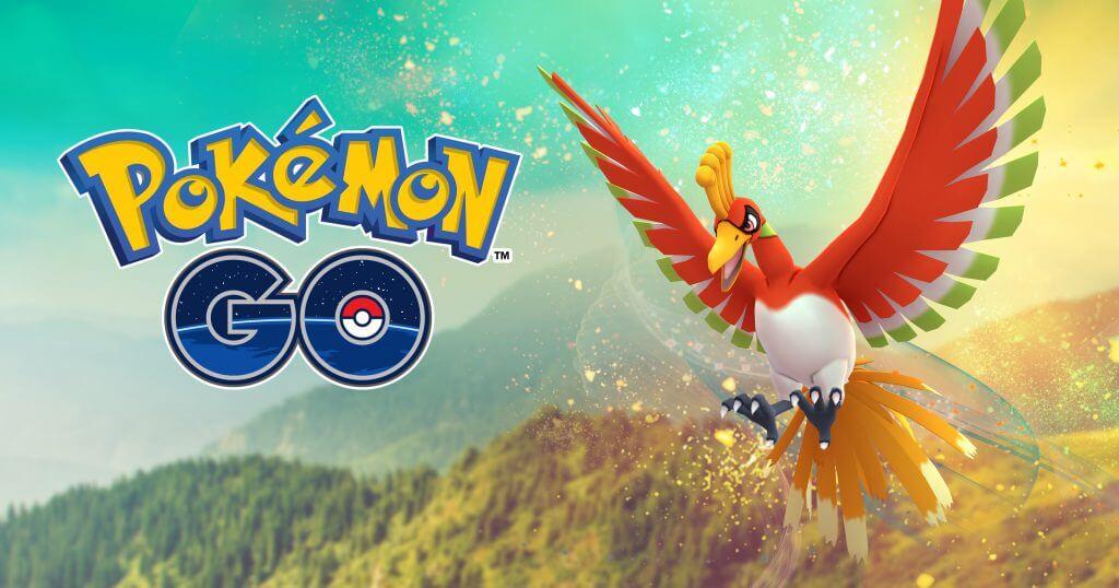 Ho-Oh Pokémon GO