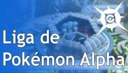¡Participa en la Liga de Pokémon Alpha!