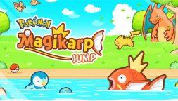 Disponible Pokémon: Magikarp Jump en Android e iOS