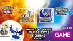 ¿Qué me regalan en España por reservar Pokémon Sol o Pokémon Luna?