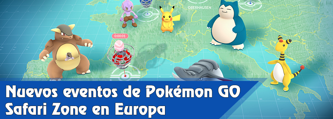 safari zone portada