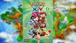 Detalles sobre el manga de Pokémon XY en España